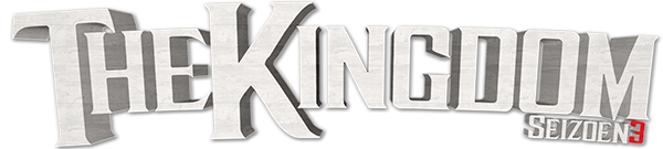 The Kingdom Seizoen 3 Logo/Header